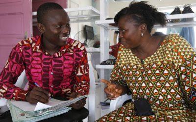 Proyecciones financieras y sociales con Microvision en tiempos de pandemia: ALIDé en Benín comparte su experiencia